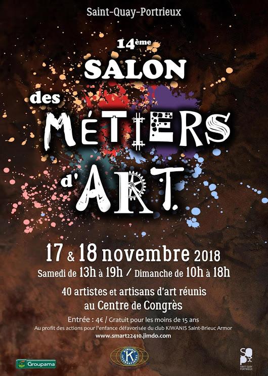 Salon des métiers d'Art de Saint Quay Portrieux
